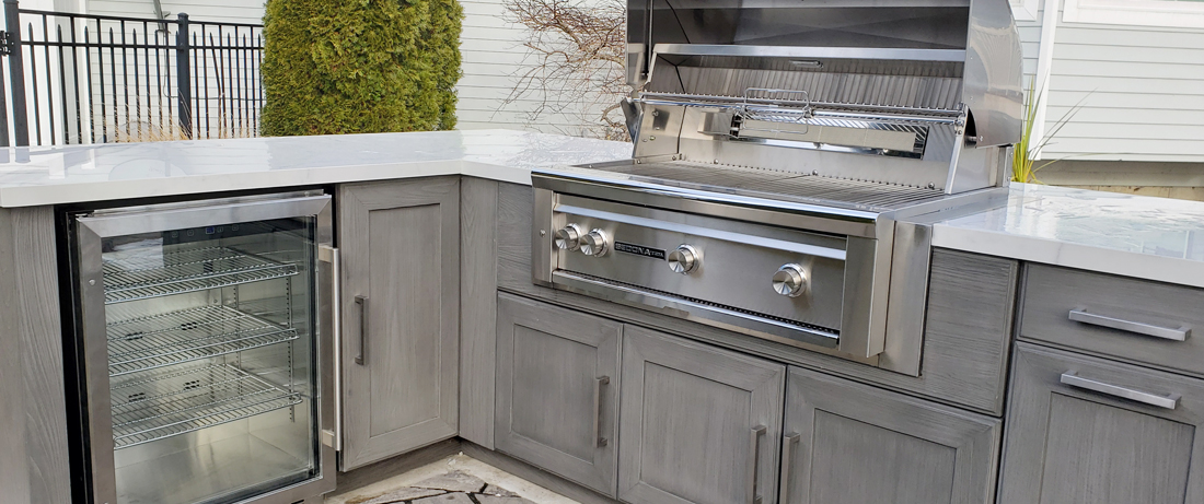 outdoor kitchen design store living fabulously beyond the